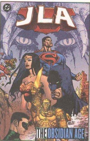 JLA: The Obsidian Age - Book 01 (Justice League (DC Comics) (paperback)): Doug Mahnke