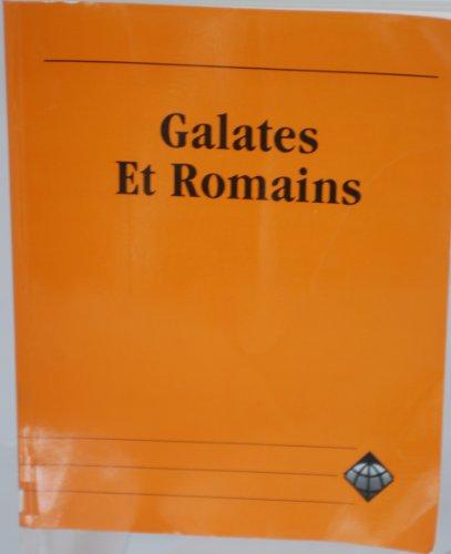 9781563907166: Galates Et Romains
