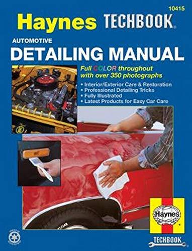 9781563921131: Automotive Detailing Manual (Haynes Repair Manuals)