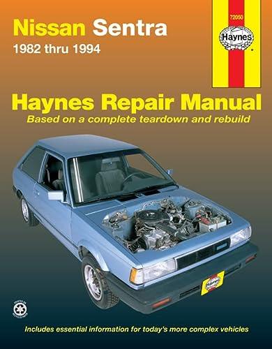 9781563921506: Nissan Sentra '82'94 (Haynes Repair Manuals)