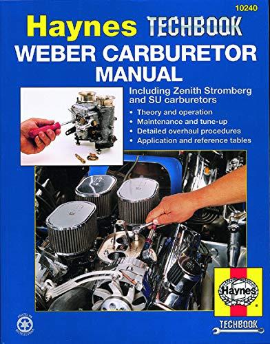 9781563921575: Weber, Zenith Stromberg, SU Carbs (Haynes Repair Manuals)