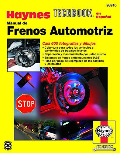 9781563921759: Automotive Brake Manual (Spanish) (Haynes Repair Manuals)