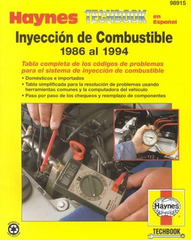 9781563921766: Manual Haynes De Diagnostico De Inyeccion De Combustible (Spanish Edition)