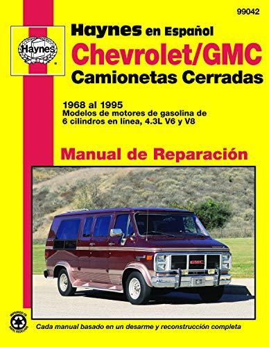 Chevrolet Full Size Vans, '68'95 (Spanish) (Haynes: Haynes