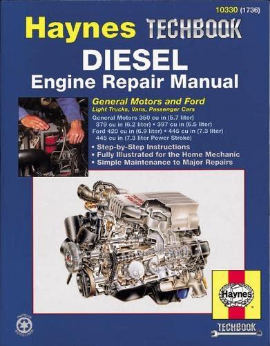 Diesel: General Motors and Ford (Haynes Repair: Haynes, John