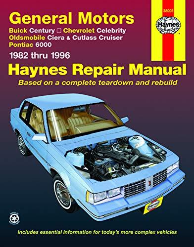 9781563922091: General Motors A-Cars 1982 thru 1996 Automotive Repair Manual