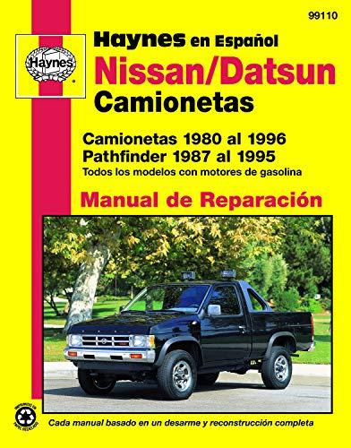 9781563922534: Nissan/Datsun Camionetas 1980 al 1996, Pathfinder 1987 al 1995 (Haynes en Espanol)