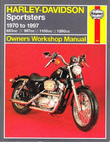 9781563923043: Harley-Davidson Sportsters (1970-97) Owner's Workshop Manual (Haynes Owners Workshop Manuals)