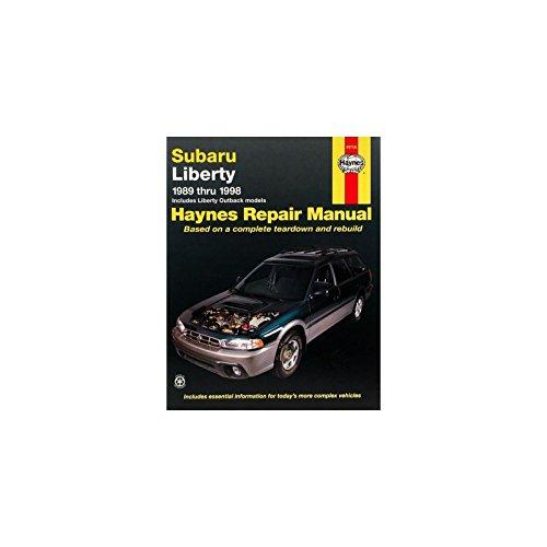 9781563923388 subaru liberty australian automotive repair manual rh abebooks com Animation Automotive Repair Manuals Briggs and Stratton Repair Manual