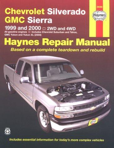 9781563923609: Chevrolet & Gmc Pick-Ups Automotive Repair Manual (Haynes Automotive Repair Manual Series)