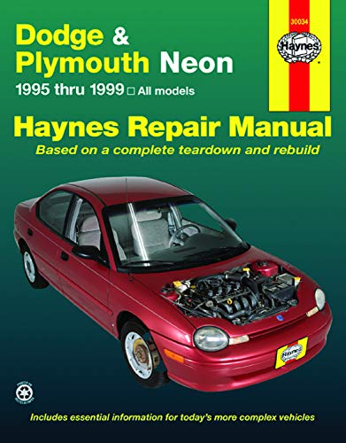 Dodge/Plymouth Neon '95'99 Format: Paperback