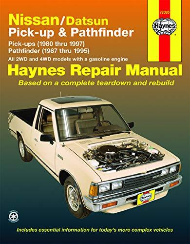 9781563924101: Nissan / Datsun Pickup '80'97, Pathfinder '87'95 (Haynes Repair Manuals)