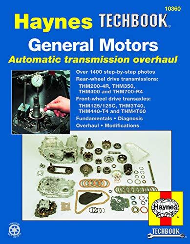 9781563924231: GM Automatic Transmission Overhaul (Haynes Repair Manuals)