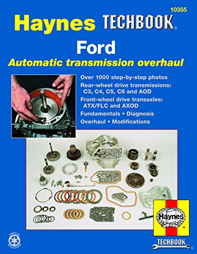Ford Automatic Transmission Overhaul: Haynes