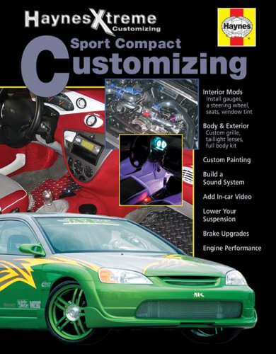 9781563925054: Sport Compact Customizing (Haynes Manuals)