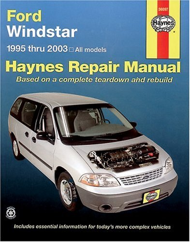 ford windstar 1995 2003 haynes repair manuals by haynes. Black Bedroom Furniture Sets. Home Design Ideas