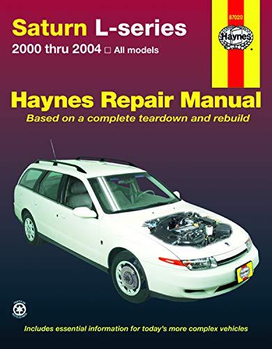 9781563925412: Saturn L-Series 2000-2004 (Haynes Repair Manuals)