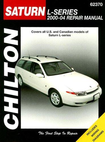 9781563925559: Saturn L-Series 2000-2004 (Haynes Repair Manuals)