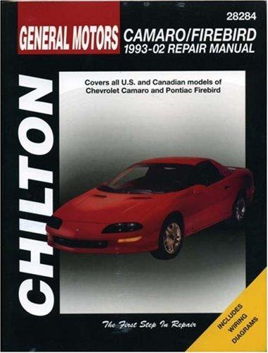 9781563925597: GM Camaro and Firebird, 1993-2002 (Haynes Repair Manuals)