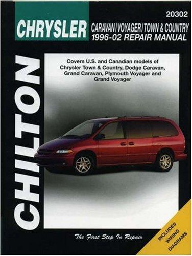 9781563925603: Chrysler Caravan/Voyager/Town&Country 1996-2002 Repair Manual (Haynes Repair Manuals)