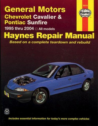 General Motors Chevrolet Cavalier & Pontiac Sunfire: Haynes, John