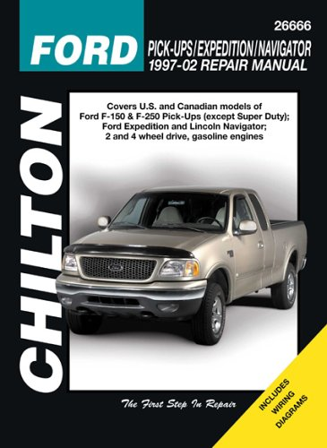 Chilton - Ford Pick-ups / Expedition /: Jay Storer, Eric