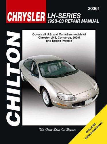9781563925795: Chrysler LH-Series, Revised Edition, 1998-2003 (Chilton's Total Car Care Repair Manuals)
