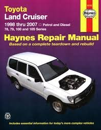 9781563925856: Toyota Land Cruiser Diesel (98 - 04)