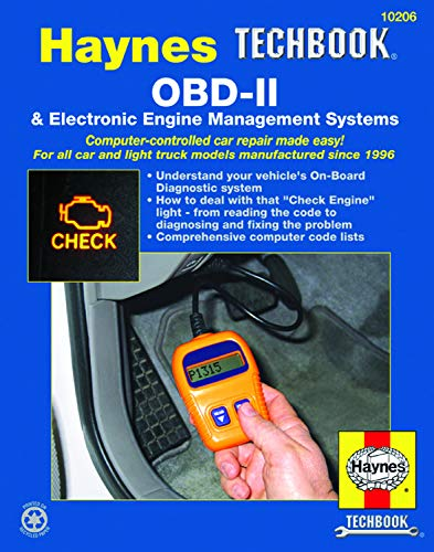 1: OBD-II & Electronic Engine Management Systems Techbook