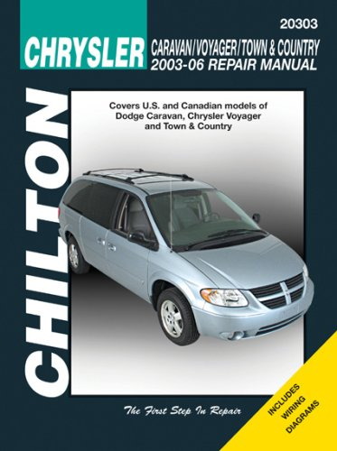 Chrysler Caravan/Voyager/Town & Country, 2003 through 2006: Wegmann, John