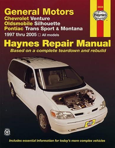 9781563926365: GM: Venture, Silhouette, Trans Sport, Montana, 1997-2005 (Haynes Repair Manuals)