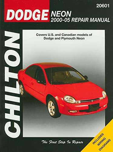 Dodge Neon 2000-2005 (Chilton's Total Car Care: Chilton