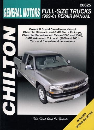 GM Full-Size Trucks, 1999-06 Repair Manual (Chilton's: Chilton