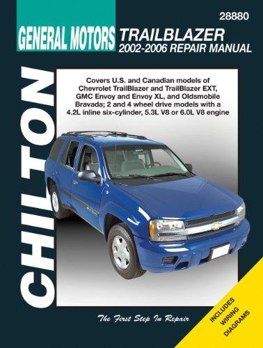 General Motors, Trailblazer 2002-2006 (Chilton's Total Car Care Repair Manuals): Chilton