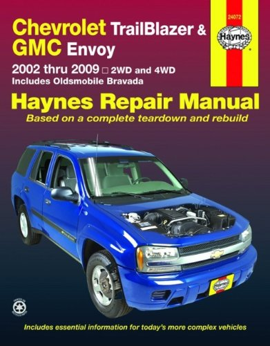 9781563927867: Chevrolet TrailBlazer & GMC Envoy 2002 thru 2009 (Haynes Repair Manual)
