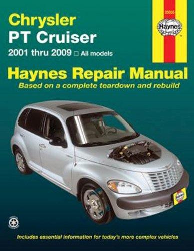 9781563927898: Chrysler P/T Cruiser 2001 Thru 2009 (Haynes Repair Manual)
