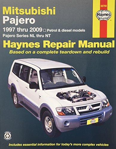 9781563927911: Mitsubishi Pajero Automotive Repair Manual: 97-09 (Haynes Automotive Repair Manuals)