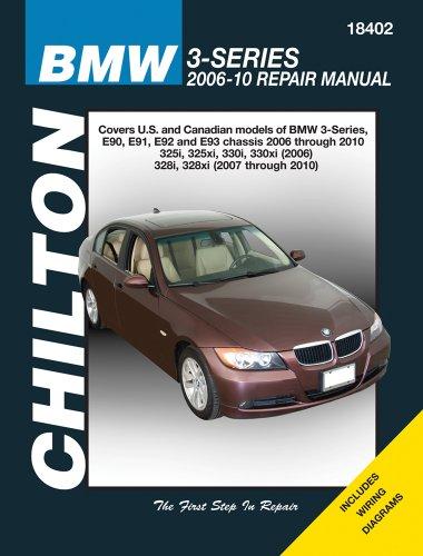 BMW 3 Series Repair Manual: Storer, Jay