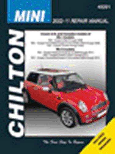 9781563929496: Chilton Total Care Care Mini Cooper Mk 1 & Mk2, 2002 - 2011 Repair Manual (Chilton's Total Car Care Repair Manual)
