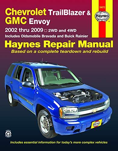 9781563929618: Chevrolet Trailblazer/GMC Envoy (Hayne's Automotive Repair Manual)