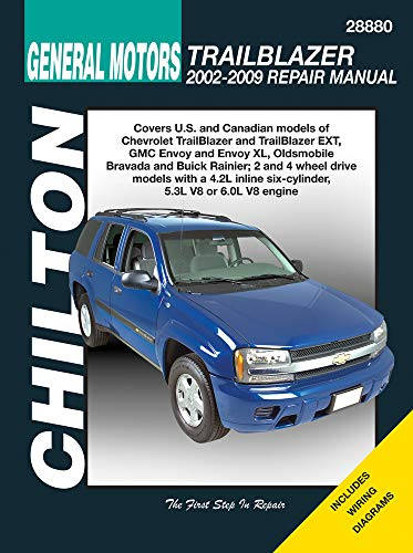 Chilton Total Car Care Chevrolet Trailblazer, GMC: Chilton
