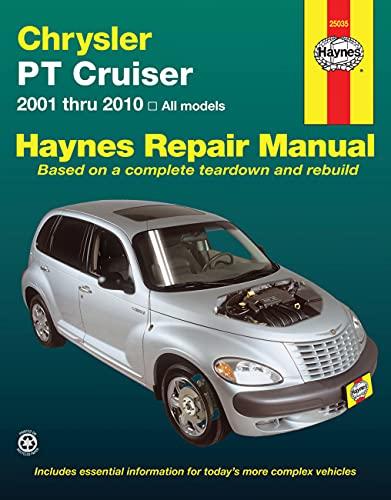 Chrysler PT Cruiser Automotive Repair Manual: 2001-2010 (Haynes Automotive Repair Manuals): Haynes ...