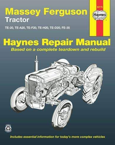 9781563929656: Massey Ferguson Tractor