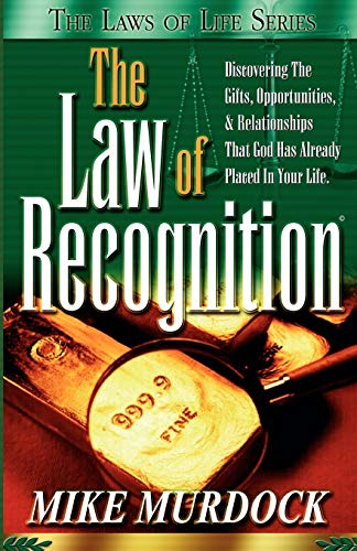 9781563940958: The Law of Recognition (Laws of Life)