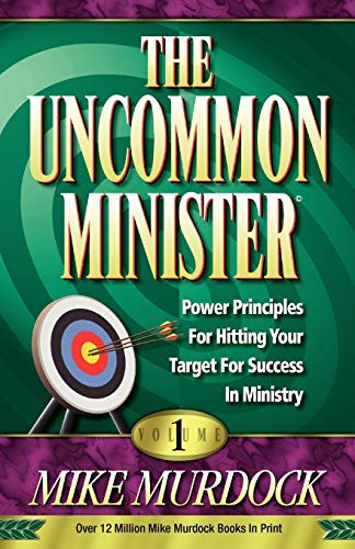 9781563941009: The Uncommon Minister, Volume 1