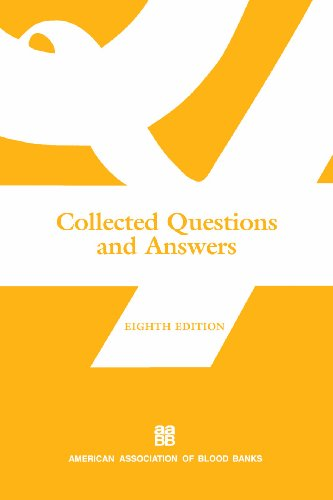9781563951909: Collected Questions And Answers, 8th edition