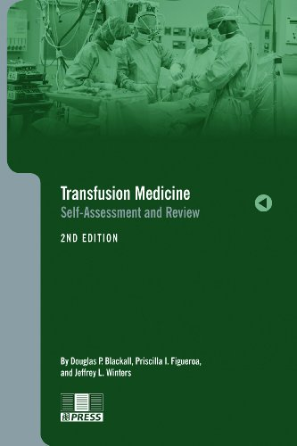 9781563952807: Transfusion Medicine Self-Assessment and Review, 2nd edition