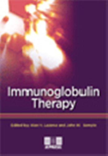 9781563953040: Immunoglobulin Therapy