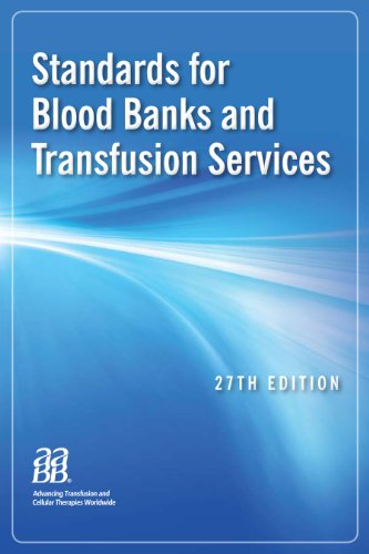 9781563953149: Standards for Blood Banks and Transfusion Services, 27th edition