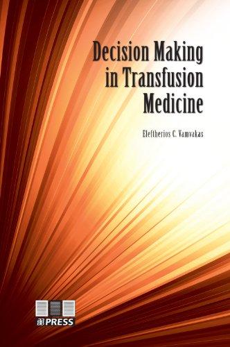 9781563953194: Decision Making in Transfusion Medicine